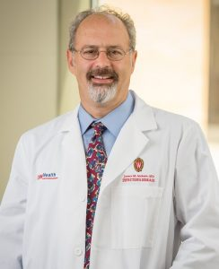 Photo of Dr. James Sosman