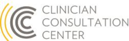 Clinician Consultation Center logo