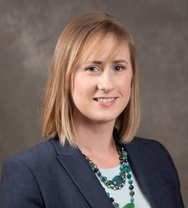 Headshot of MATEC Program Director Amanda Wilkins