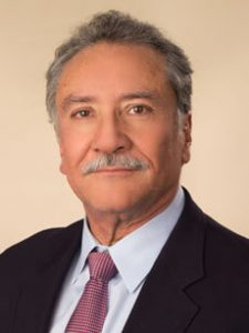 Professional Headshot of Dr. Ed Morales